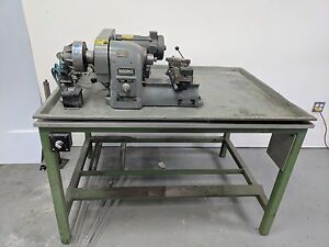 Hardinge Super Precision Speed Lathe Model Hsl 59