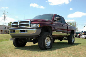 New Rough Country 1994 1999 Dodge Ram 1500 4wd 5 Suspension Lift Kit