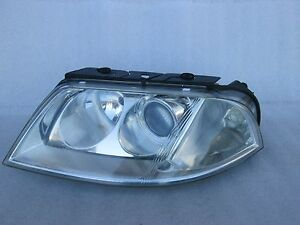2002 2003 2004 2005 Volkswagen Passat Headlight Front Head Lamp 04 05 Oem