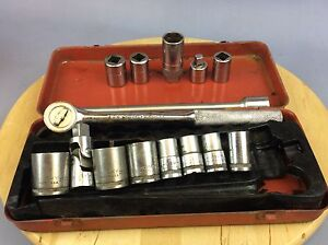 Husky And Other Mixed Socket Set Ship Worldwide