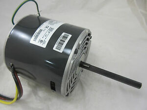 New 1 3 Hp Us Motors Emerson K55hxpvk 1709 Fan Motor 825 Rpm 208 230v