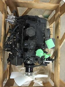 E673l Shibaura Diesel Engine Ism New Holland Case Cnh