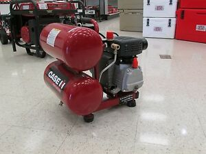 5 gallon Air Compressor Electric Case Ih
