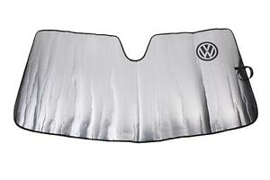 New Vw Volkswagen Golf Gti R Alltrack Front Window Windshield Sun Shade Visor Oe