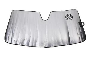 Vw Volkswagen Golf Gti R Alltrack Front Window Windshield Sun Shade Visor Oem
