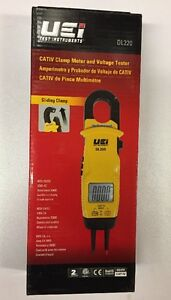 Uei Cativ Clamp Meter And Voltage Tester Dl220