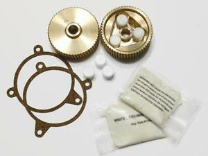 88 96corvette Brass Headlight Motor Repair Gear W Lithium Grease Does Both Sides
