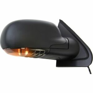 Mirror New Right Hand Heated Olds In housing Turn Signal Light Passenger Side Rh