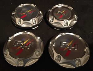 New Racing Hart S7 Evolution Center Cap Made In Japan Set Of 4 Pcs Jdm
