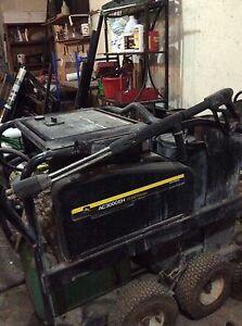 John Deere 3000eh Power Washer With Hot Water