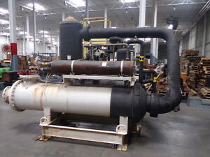 Ingersoll Rand Compressed Air Dryer Chiller Model Dxr10000w tex 150 Psi