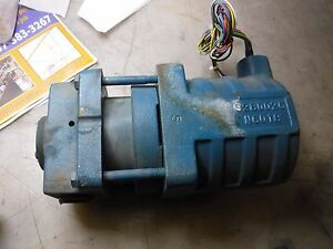 Blackmer Recovery Pump Model Vrg3 4 gilbarco Vac System Use Only skid2