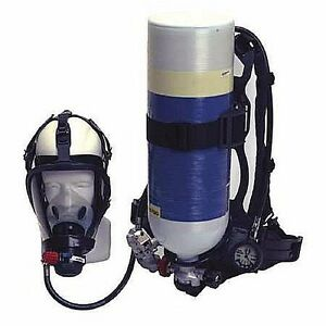 Honeywell 888888 Survivair Cougar Scba 30 Minute Free Shipping No Sales Tax