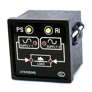 Inverter mains Automatic Transfer Switch Controller Ats Unit Change over Switch