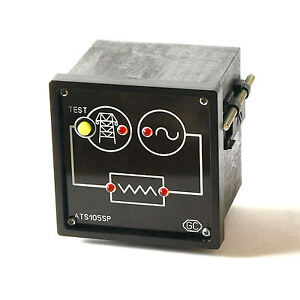Automatic Transfer Switch Controller Between Mains And Generator Auto Start