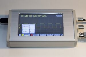 Uce dso290 4 3 Tft Digital Oscilloscope 112 5msps 20mhz