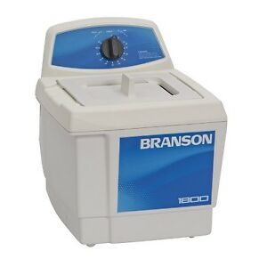 Branson M1800 0 5 Gallon Ultrasonic Cleaner W Mechanical Timer Cpx 952 116r New