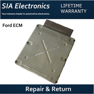 Ford Mustang Ecm Ecu Pcm Engine Computer Repair Return Ford Mustang Ecm Repair