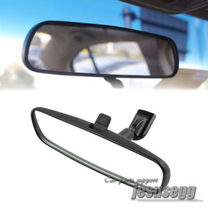 Car Black Interior Rear View Mirror For Honda Accord Civic Insight 76400 Sda A03