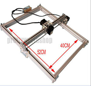 Bachin 40 50cm 500mw Laser Cutting engraving Machine Diy Logo Picture Marking