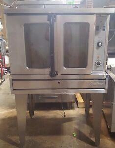 Garland Sunfire Full Size Gas Convection Oven With Stand
