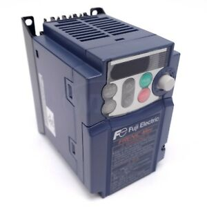 Fuji Frn0003c2s 6u 5hp 120v 1ph In 240v 3ph Out Frenic mini Vfd Inverter