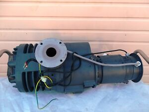 Edwards Qmb250f Mechanical Booster Blower Pump