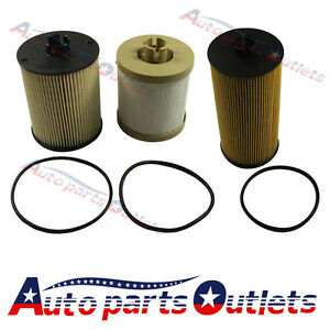 New Diesel Engine Oil Fuel Filter Fd4617 For Ford 6 4l Powerstroke Fl2016