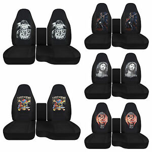 Cc 91 015 Ford Ranger Car Seat Covers Front Center Console Cover W Designs