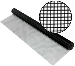 Phifer 48 In X 100 Ft Aluminum Screen Tiny Insects Blocking Net Cover Patio Roll