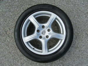 4 Used 18 Inch Used Porsche Panamera Wheels And 4 Used Tires