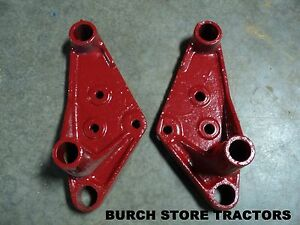 1 Point Fast Quick Hitch Mounts For Ih Farmall Cub Tractors