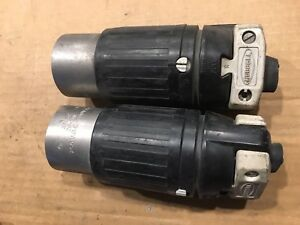 Hubbell 3763c 50 Amp Plugs