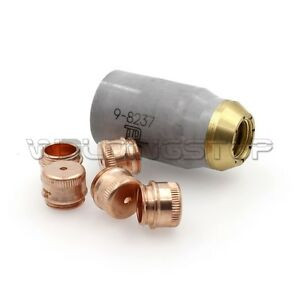 Shield Cup 9 8237 9 8238 For Thermal Dynamic Sl60 Sl100 Plasma Cutter Torch 6pcs
