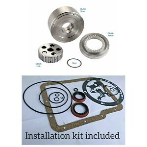 New Powerglide Race Contender High Clutch Drum Hub Piston Kit 28755 14k