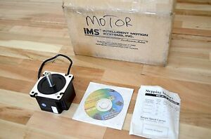 New Ims M 3424 6 3sg 25 Nema34 Stepper Stepping Motor 419oz in Cnc Router Diy
