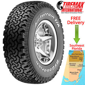 Bfgoodrich Tire 235 75 15 104s All Terrain T A Ko Lt235 75r15 C 6 Ply New 2014
