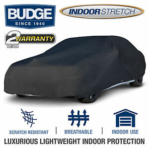 Indoor Stretch Car Cover Fits Ford Mustang 2013 Uv Protect Breathable