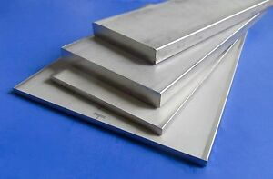 304 Stainless Steel Flat Stock 1 2 X 4 X 10 Long great Price