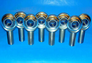 8 Qty 7 16 20 Right Hand Threads Rod End Ends Heim Joint Joints cmr 7