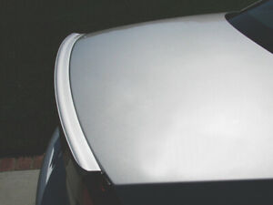 Free Shipping Painted For Saab 9 3 93 2nd Rear Trunk Lip Spoiler
