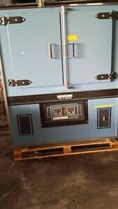 Dc 136ky 13 5kw Industrial Oven furnace Blue M Electric A General Signal Company