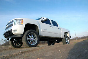New 2007 2013 Chevrolet Gmc 1500 4wd 7 5 Rough Country Suspension Lift Kit