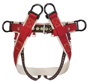 New Weaver Wlc 130 Saddle With Heavy duty Coated Webbing Leg Straps 08 01010