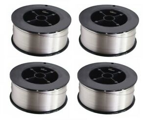 Flux Core 71tgs 030 Gasless E71tgs Mig Wire 4 Rolls 2 Ib Each Roll Us Made