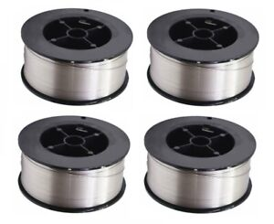Flux Core 71tgs 035 Gasless E71tgs Mig Wire 4 Rolls 2 Ib Each Roll Us Made