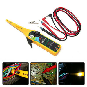 Auto Circuit Tester 0v 380v Multimeter Lamp Car Repair Automotive Tester Tool