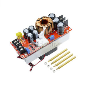 Dc dc Constant Current 1500w 30a Boost Converter Step Up Power Supply Module