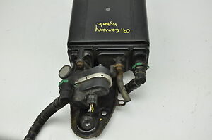 Toyota Camry Hybrid Vapor Charcoal Canister Oem 2007 2011