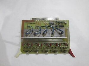 Yamato Scale Pcb Ew962 Used Ew 962 Printed Circuit Board